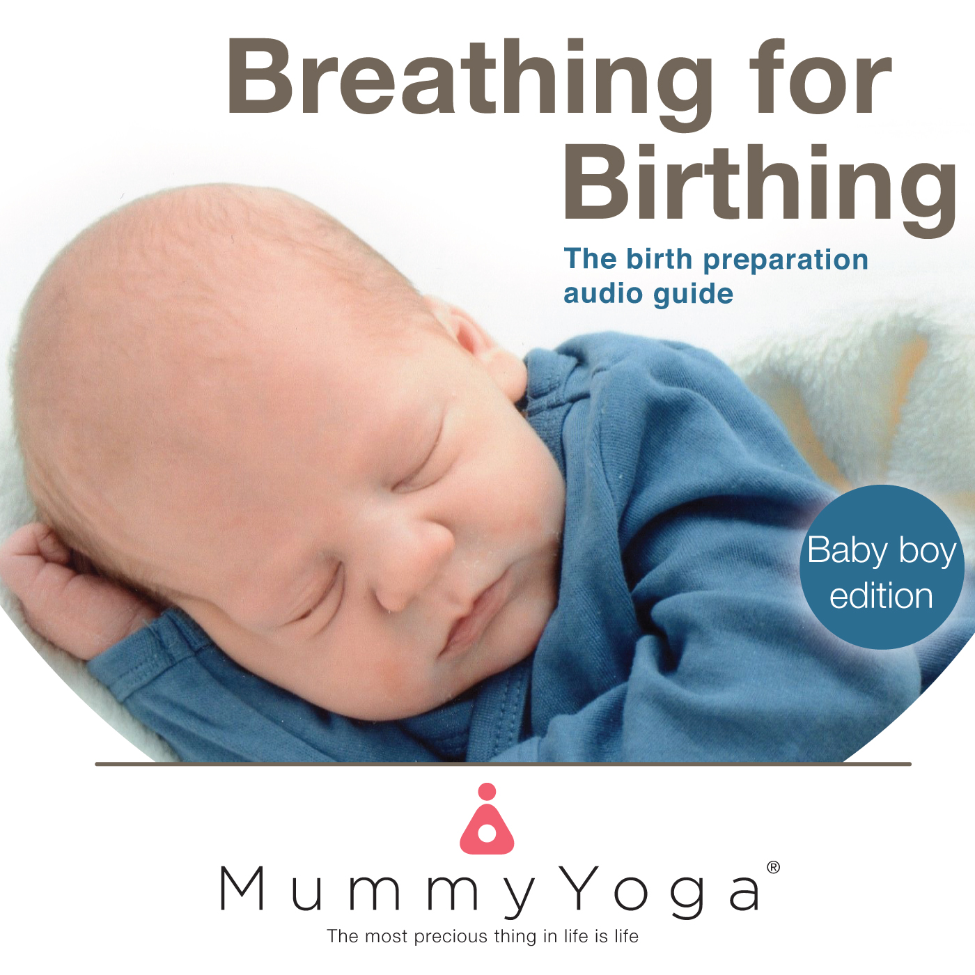 Breathing for Birthing audio guides